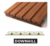 schéma profil portail downhill